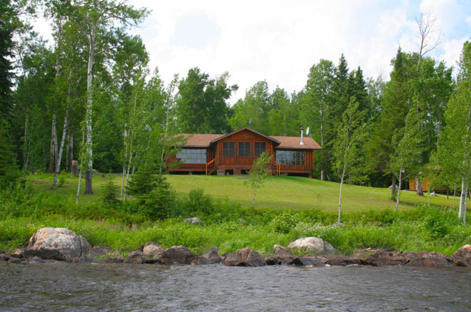 brunswick lakelodge outpost