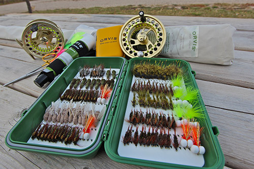 Enter to win the algoma that real fly fishing contest for Fly fishing gear