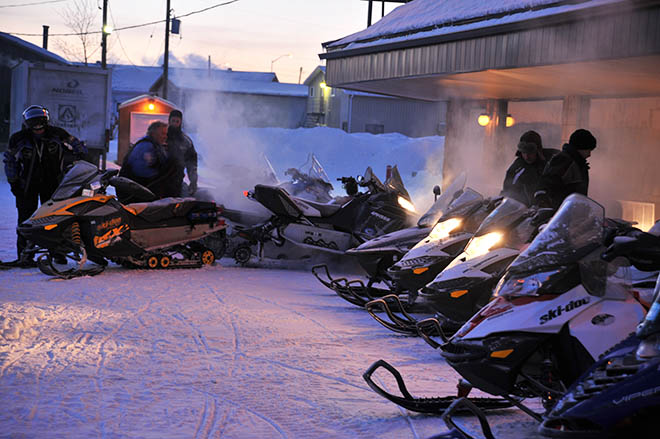 morningstart greatnorthernride snowmobile
