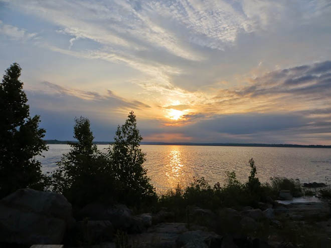 Top 10 facts about lake huron northern ontario travel brucebaycottages northchannel lakehuron sciox Gallery