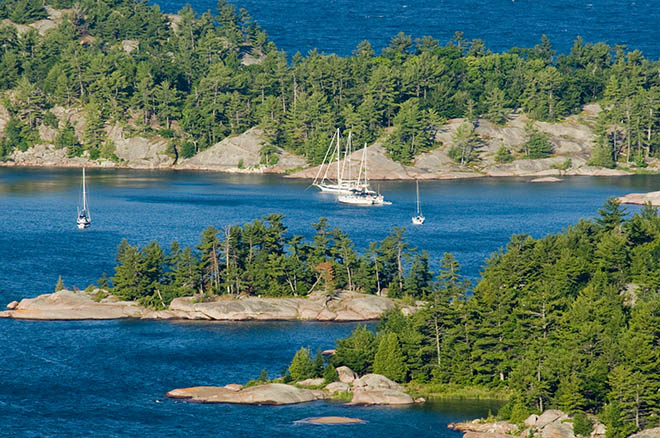 Top 10 facts about lake huron northern ontario travel lakehuron boating islands sciox Gallery