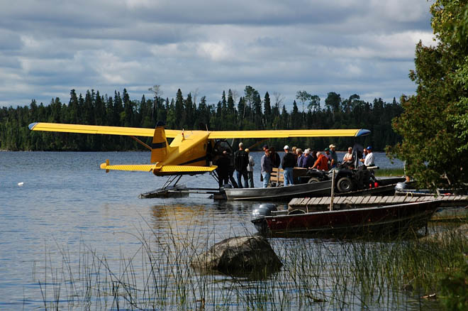 411 Fishing Mark Romanack fly-in fishing camps by bushplane