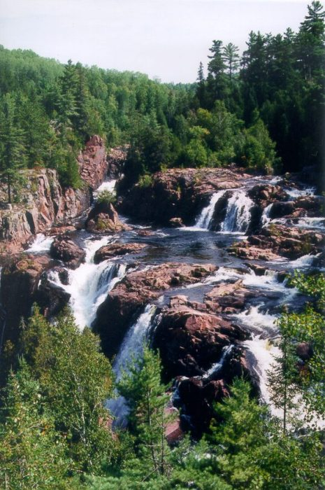 aubrey falls mississagi valley hwy 129 algoma