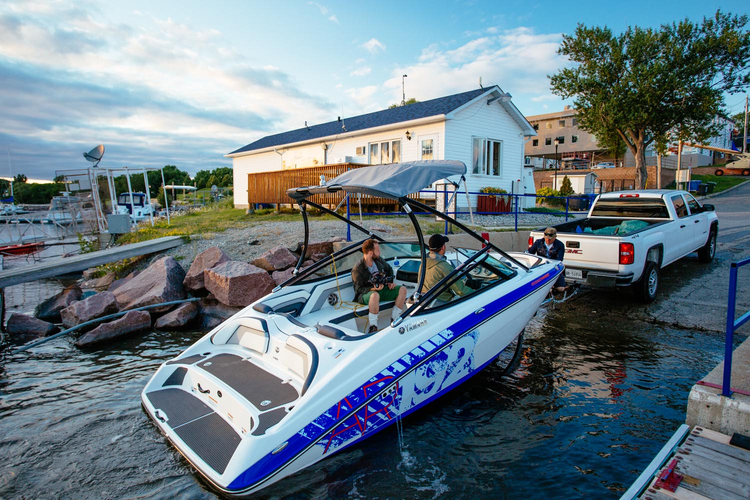 cover image yamaha lake temiskaming