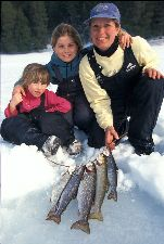 family time on the ice can be fun and productive anywhere in Ontario