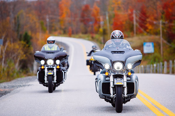 Ride the Edge Motorcycle Fall Colours1