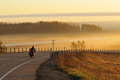 Temiskaming Loop Dawn Riding