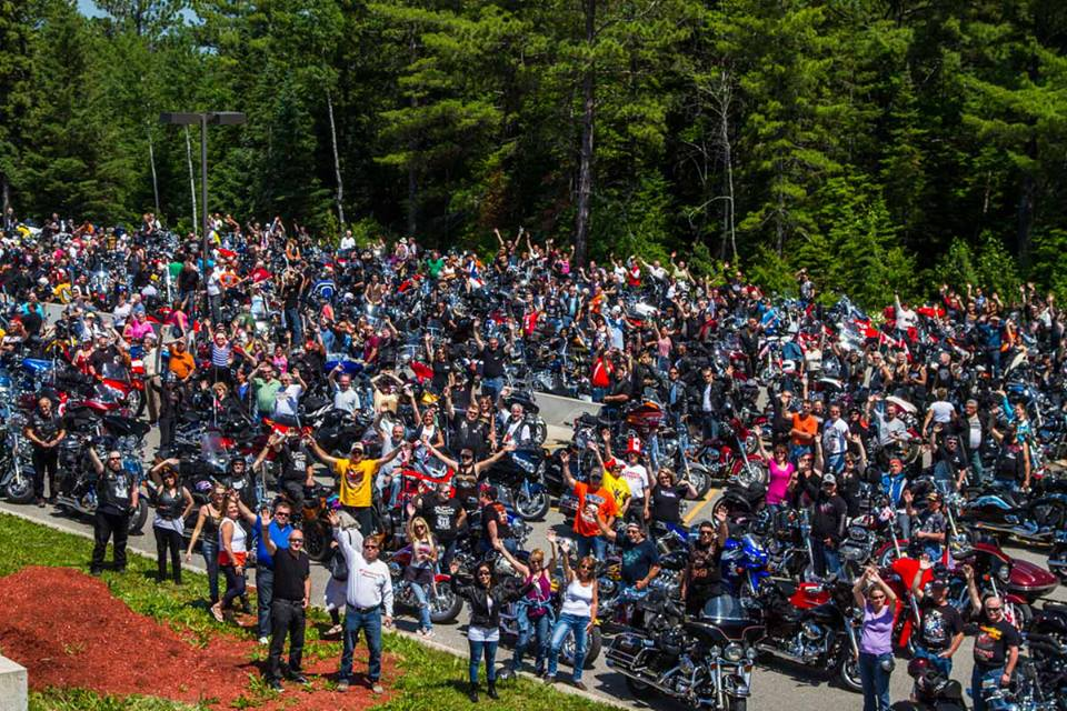 The Biggest Motorcycle Event In The North New Liskeard