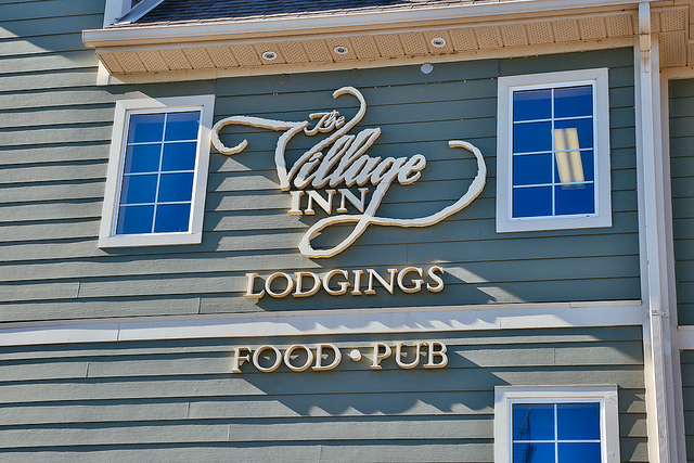 the village inn lakefield
