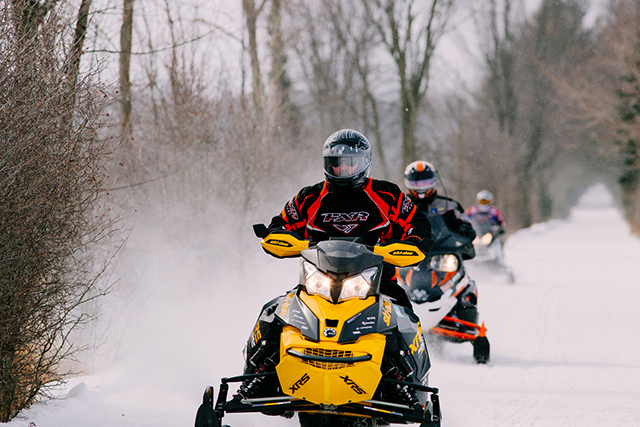This Is Winter The Truth About Snowmobiling In Ontario