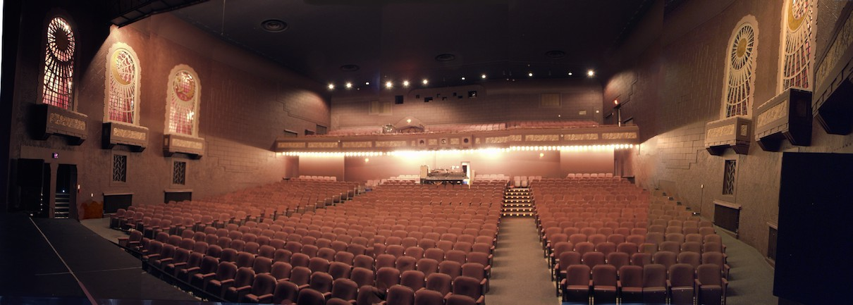 Capitol Centre from Stage