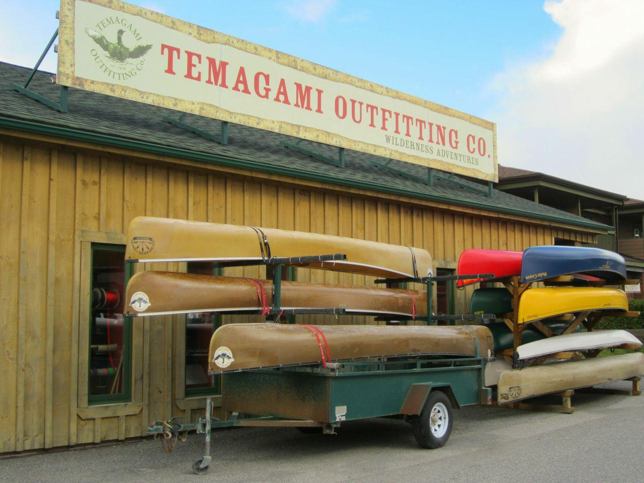 Temagami Outfitters- Carpenter