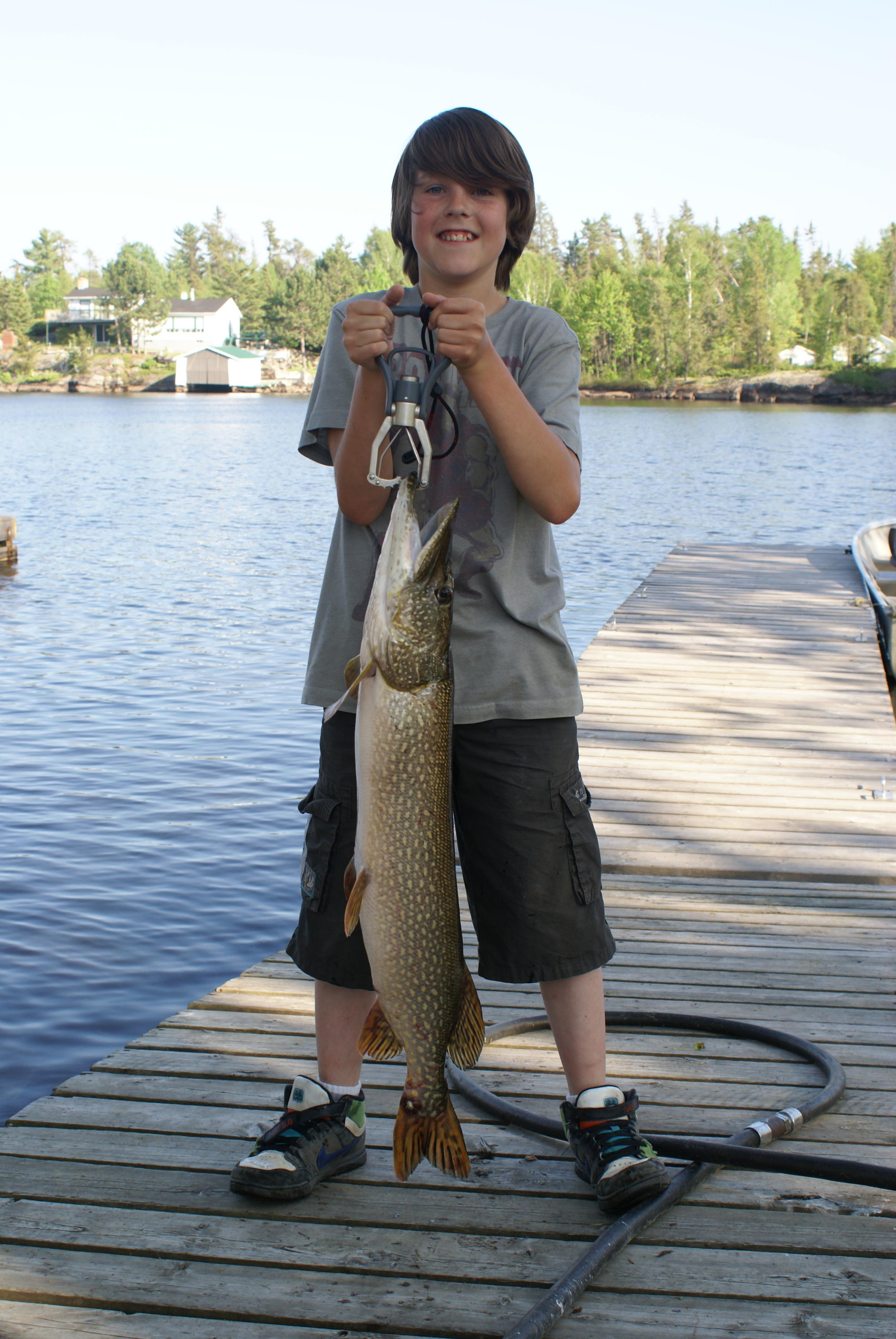 Hunting fishing resorts double as family retreats in for Kid friendly fishing near me