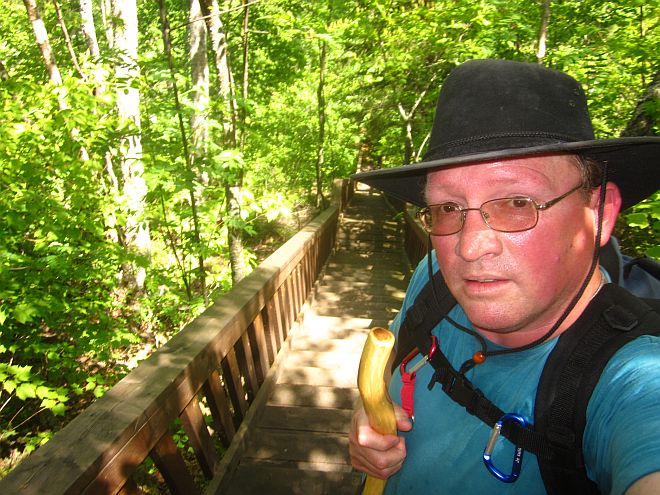 Nipigon Trail richard stairs