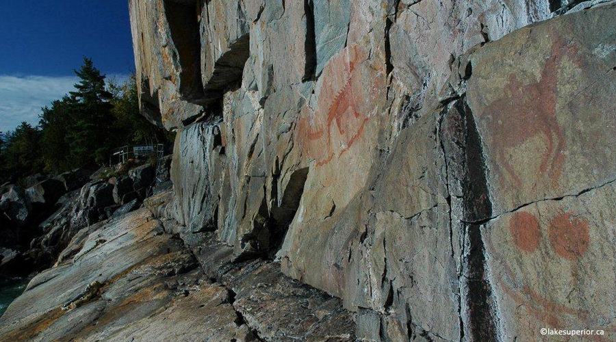 Agawa-Pictographs-Friends-of-Lake-Superior