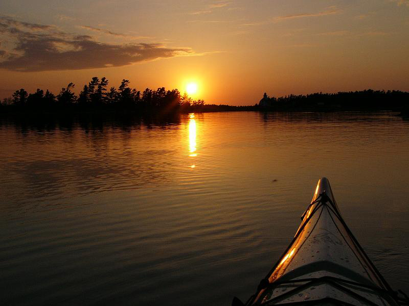Sunset-in-the-1000-Islands