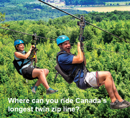 Where in Ontario zipline2
