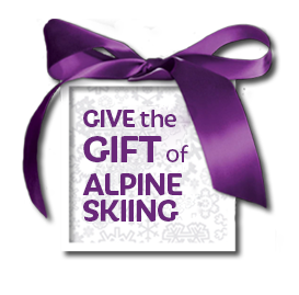 gift of alpine skiing
