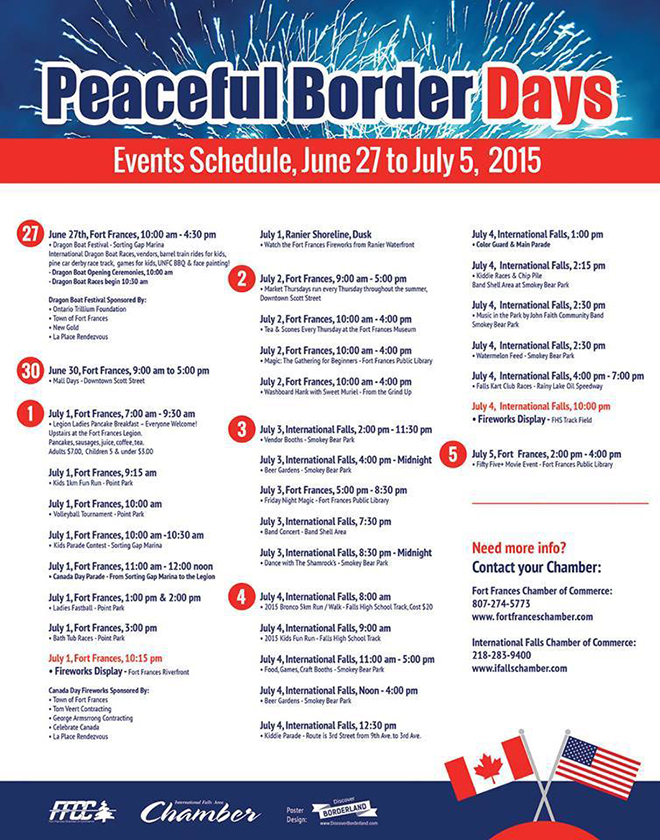 Border Days 2015