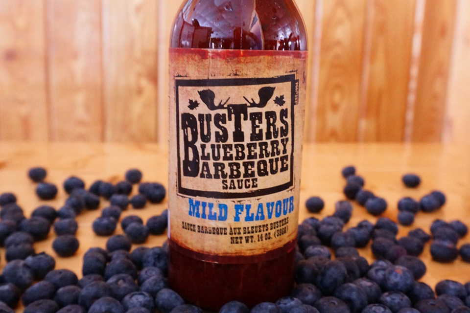 Busters Barbecue sauce