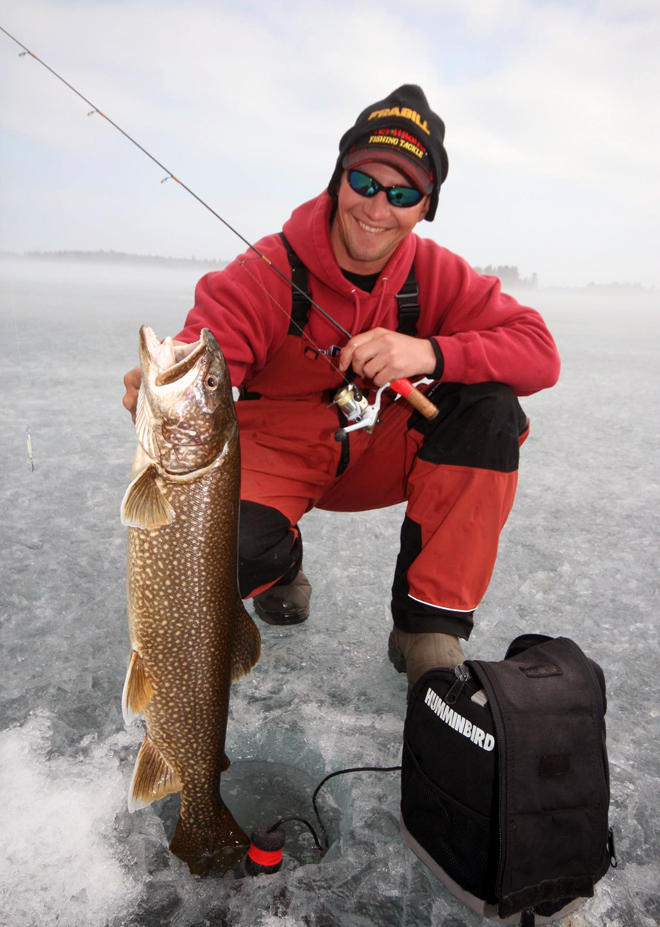 Red lake ice report 2013 for Red lake ice fishing