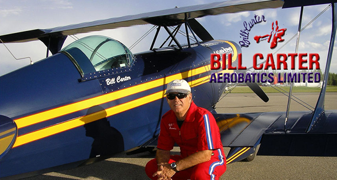 Bill Carter Aerobatics