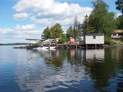Ignace- Outposts at Metionga Lake