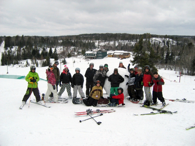Mount Evergreen Ski Club
