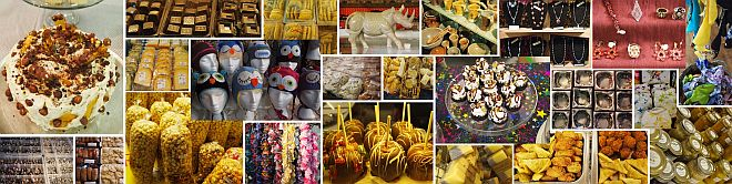 Country Market Collage