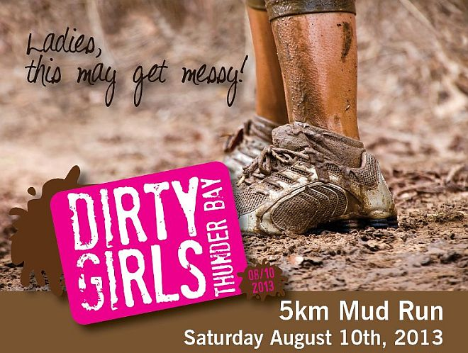 dirty girls poster