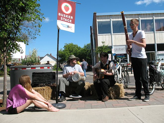 buskers trio algoma best