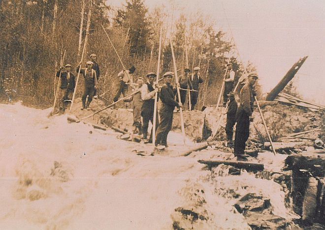 Log Drivers - library archive