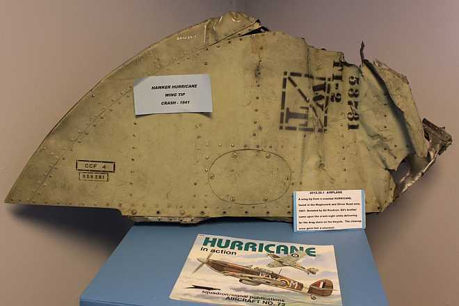 hurricane wing tip