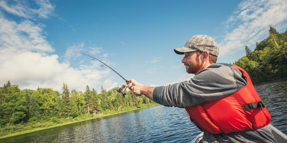 Summer Bass Fishing Techniques | Northern Ontario Travel