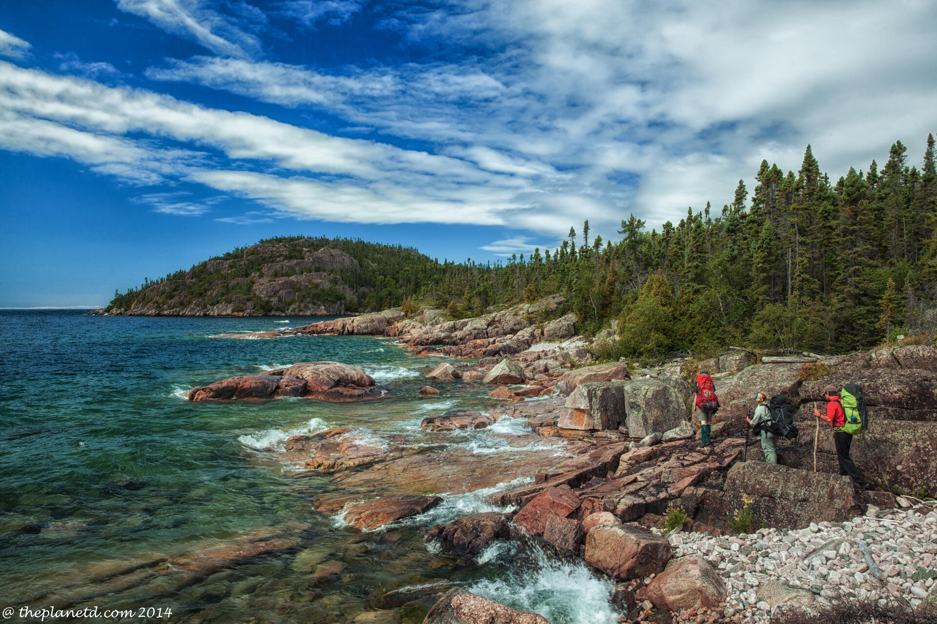 Worksheet. VIDEO Are You Tough Enough To Hike The Pukaskwa Coastal Trail