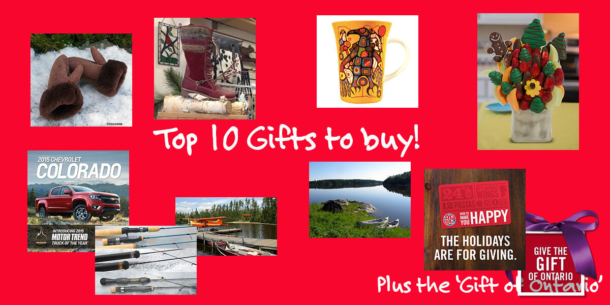 Hottest gifts to buy this christmas northern ontario travel for Best website for gifts