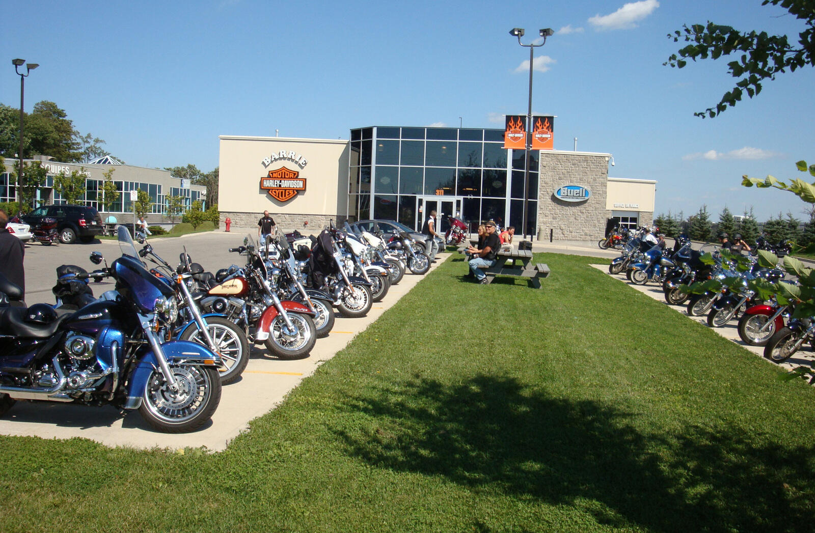 Ontario Motorcycle Dealers and Repair Shops - The Complete