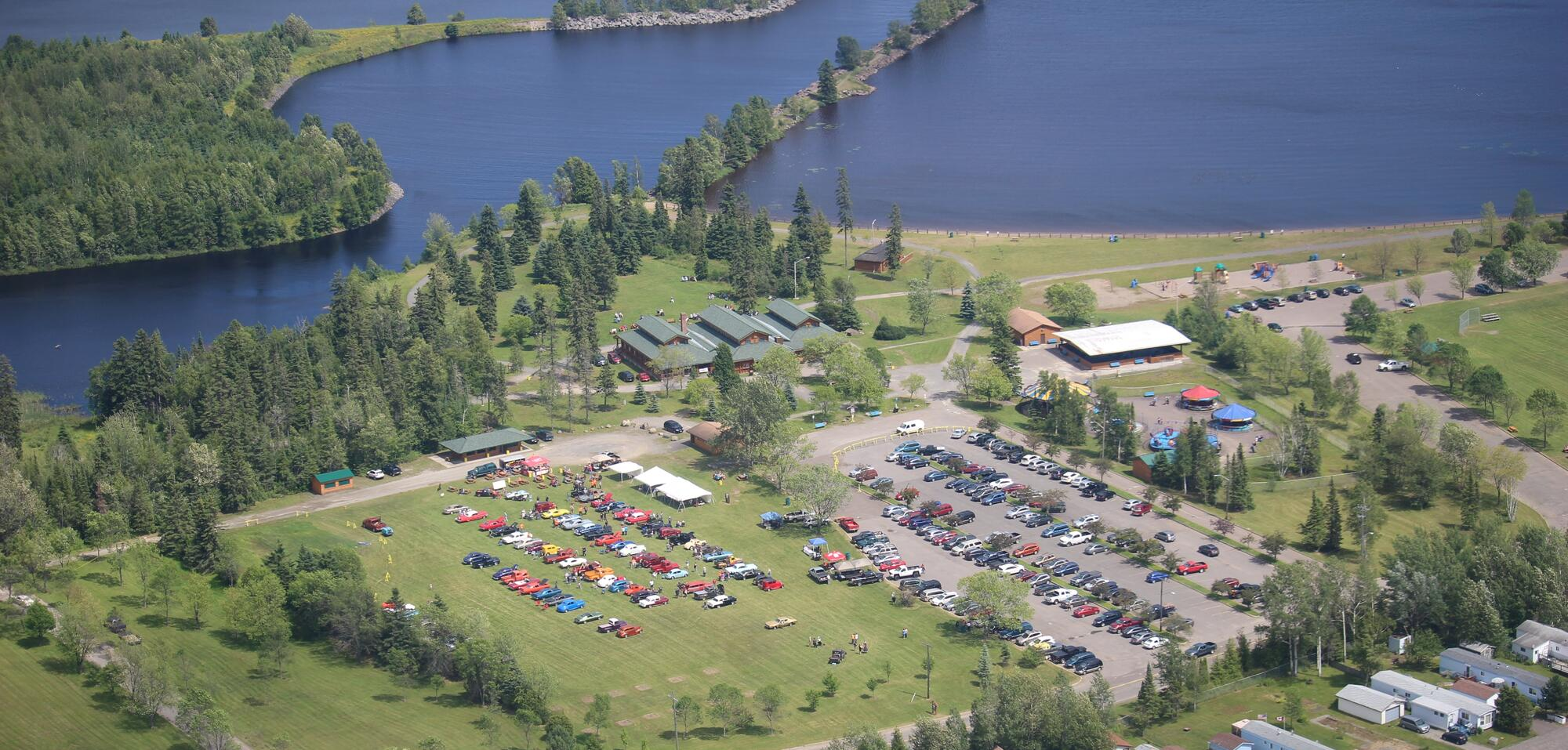 Best Camping In Ontario >> Chippewa Park, A Family Fun Destination | Northern Ontario Travel