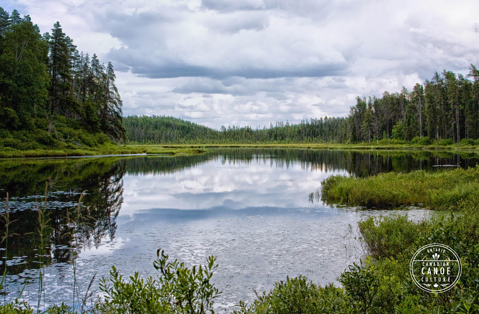 Esker Lakes Provincial Park Backcountry Adventure