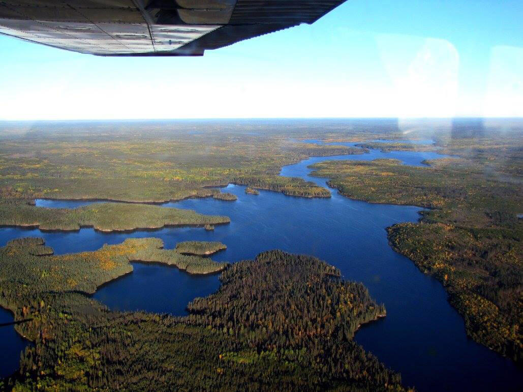 Fishing in very remote lakes in ontario canada northern for Fishing in ontario canada