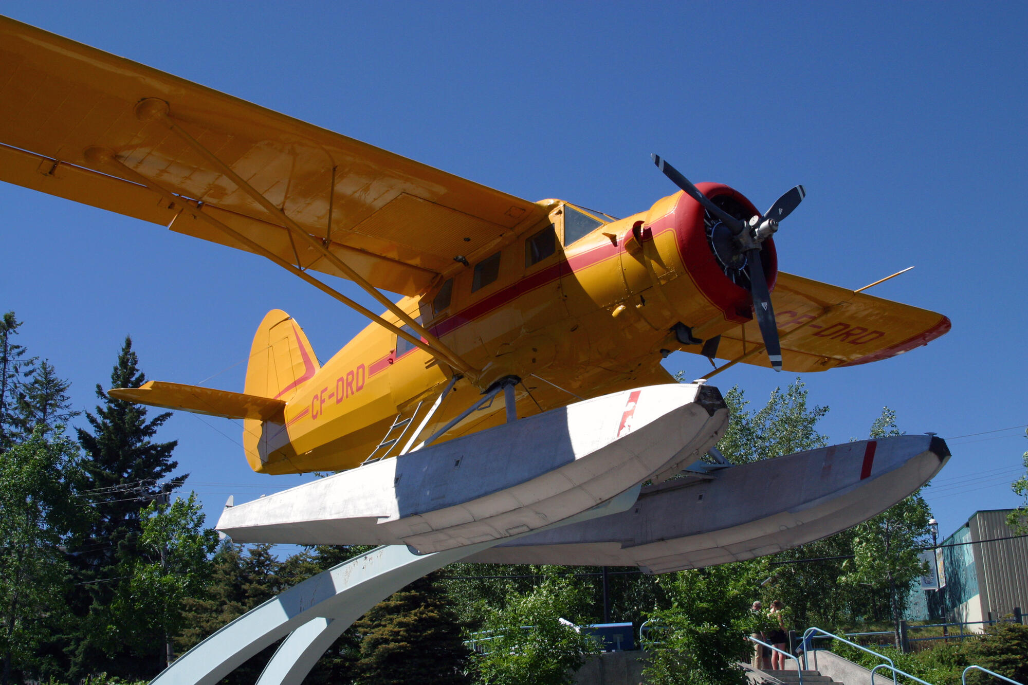 Vintage Bush Planes A Big Part Of Fly In Fishing