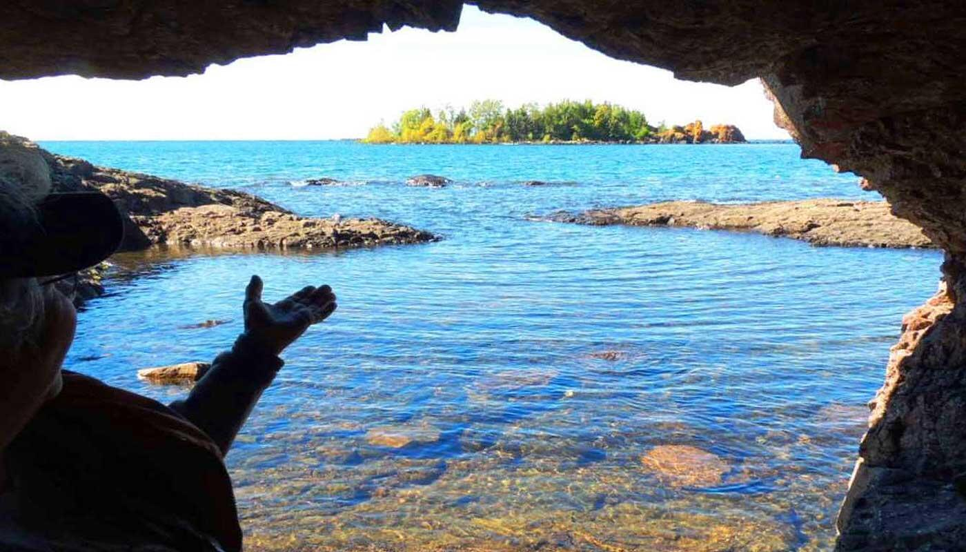 bb8ae82d65 The Lost Harbour at Old Mamainse: The Canadian Entry Point to ...