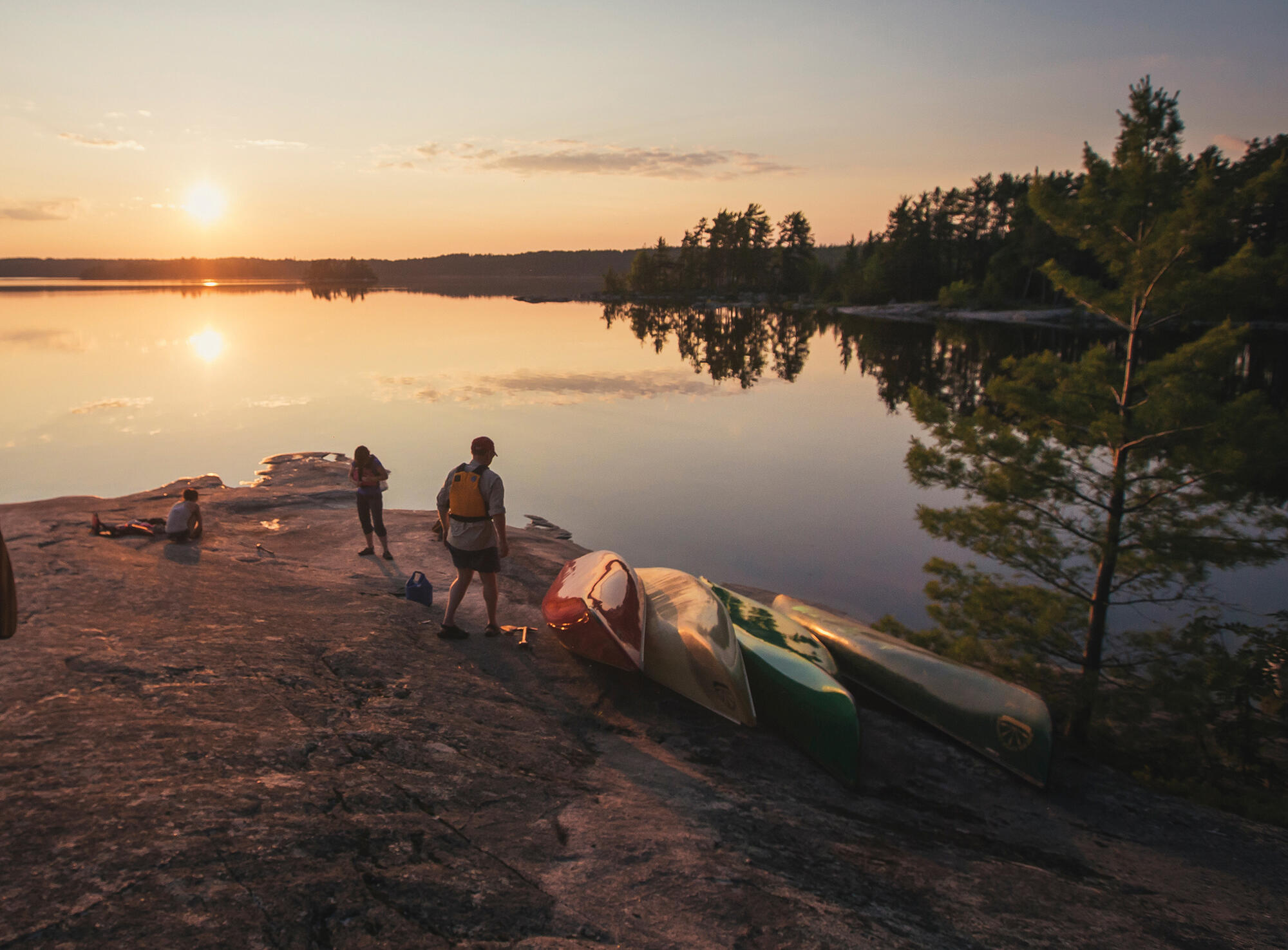 planning a canoeing trip to quetico park northern ontario travel. Black Bedroom Furniture Sets. Home Design Ideas