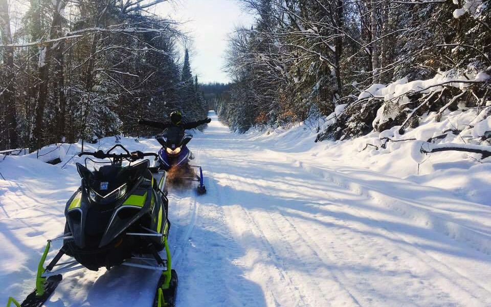 Ontario Snowmobilers In For A Great Season Ahead