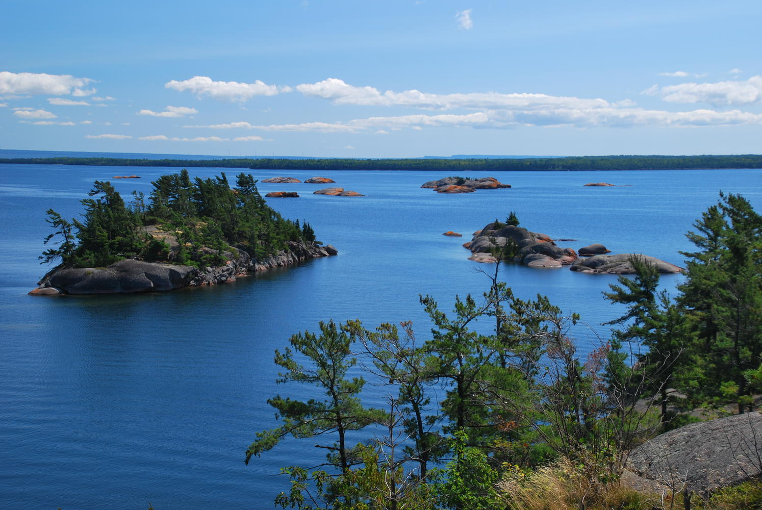 Motorcycle Road Trip >> Beautiful North Channel of Lake Huron | Northern Ontario ...