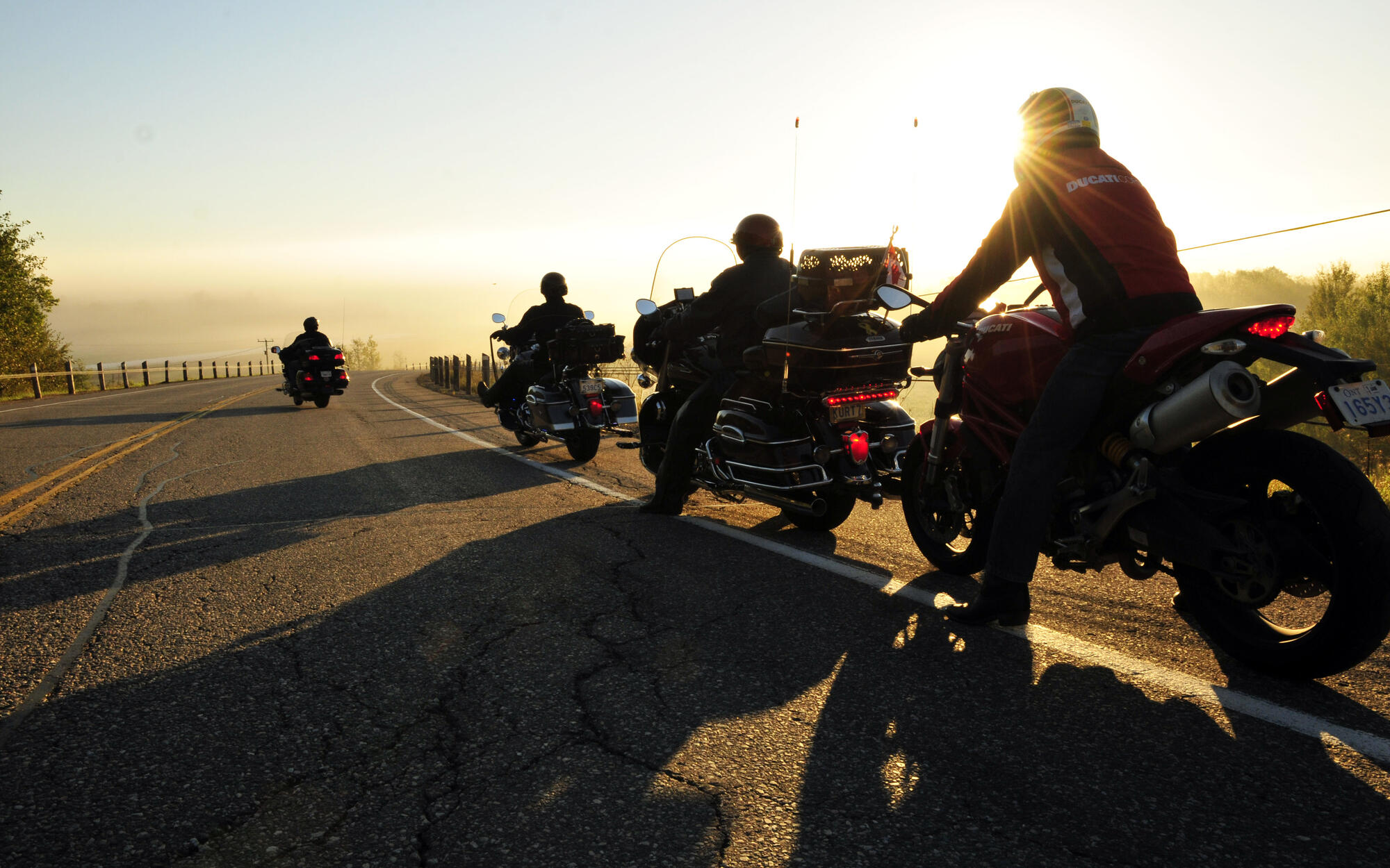 Top 10 Motorcycle Routes in Ontario for 2018   Northern Ontario Travel