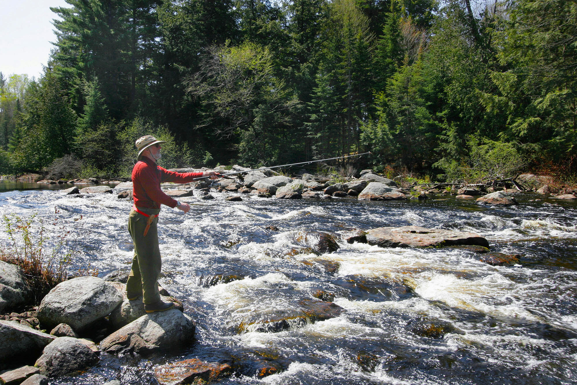 Get tips on how to catch brook trout in Algonquin Park  6b3b002fb5f2