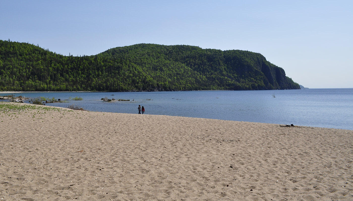 Awesome And Secluded Northern Ontario Beaches