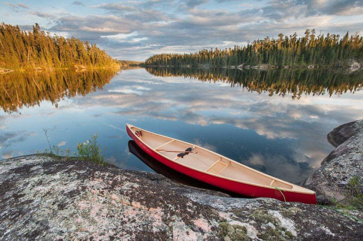 Camping Trips In Canada S Wilderness Northern Ontario Travel