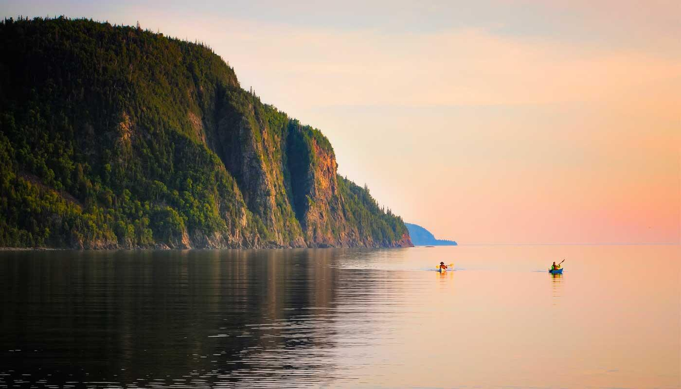 Womans Day Com >> Old Woman Bay: A Must Stop on Lake Superior | Northern Ontario Travel